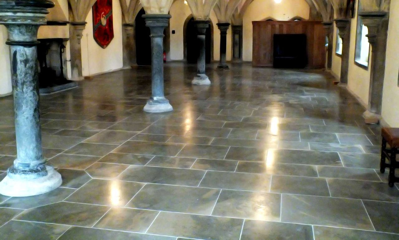Church flooring